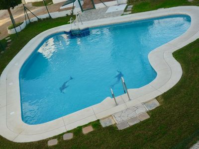 Photo for Townhouse for Holiday Family with Children, Pools, close to Shops and Train