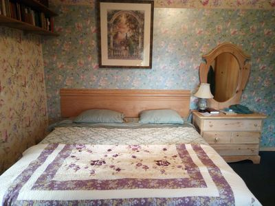 Photo for Victorian Room @ Hungry Moose Bed and Breakfast