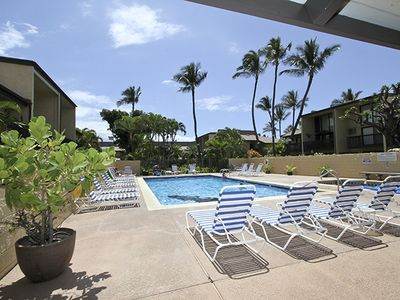Photo for Kihei Garden Estates #C-208: 2Bd Fully Renovated, Best Unit in the Complex!