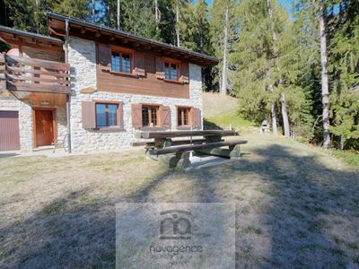 Photo for Nice 3 bedroom and a living room chalet located in a natural environment about a 5 minute drive from