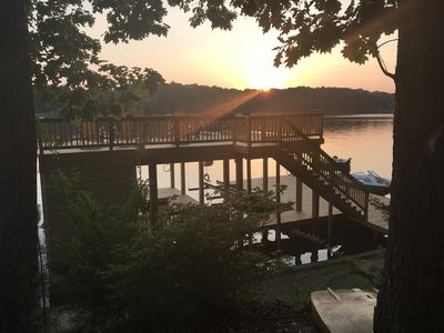 The new 1,700 square foot 2 level Pier!