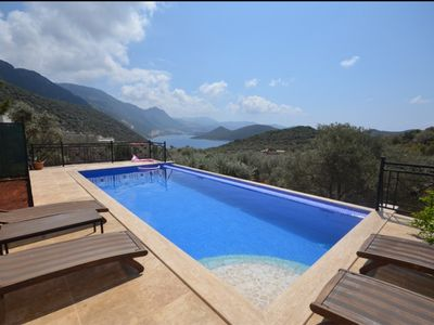 Photo for 2 BEDROOMS VILLA MARIN