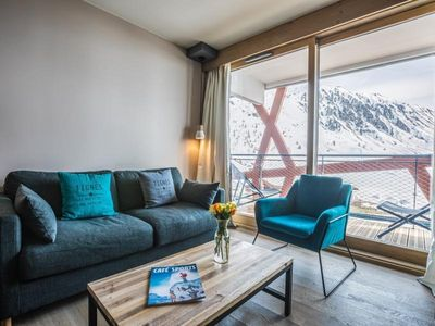 Photo for Apartment Tignes, 2 bedrooms, 5 persons