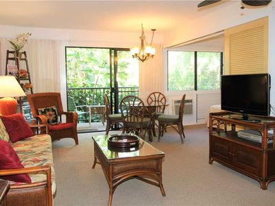 Photo for HK-B16 - Maui Gardenview Condo in Secluded Beachfront Resort on Ma'alaea Bay; Remodeled