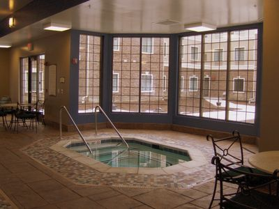 Photo for Free Breakfast Buffet! Indoor Pool, Hot Tub & Gym!