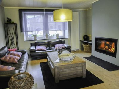 Photo for Vacation home Au Phil du Temps in Erezee - 8 persons, 3 bedrooms