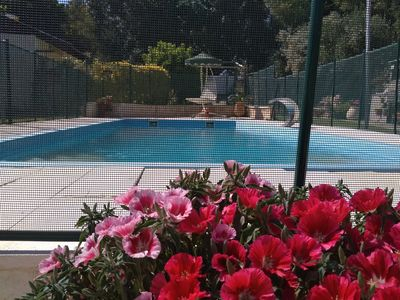 Photo for Under the fig tree- A beautiful separate unit with a private pool in Aseret.