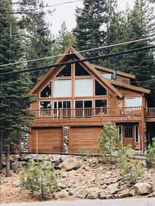 Photo for Large warm cozy cabin