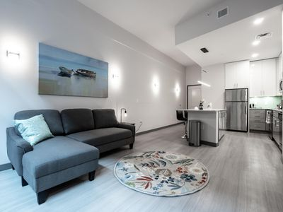 Photo for Beautiful Condo - Heart of Business District #502
