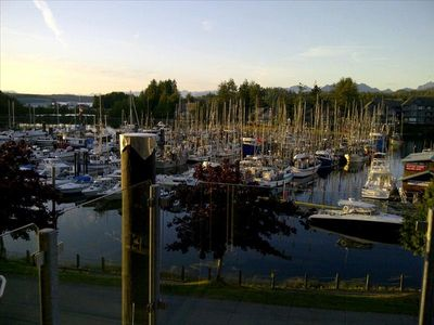 Photo for Spacious, Modern and well set up Modern Harbourside Condo in Relaxing Ucluelet