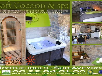Photo for 2-star holiday accommodation in the Gorges du Tarn Millau Aveyron