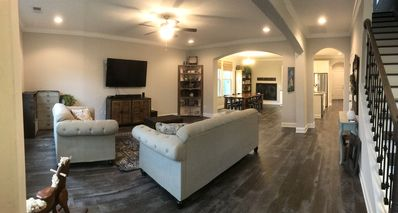 Photo for Newly Built Home less than 30 minute drive from down town Nashville