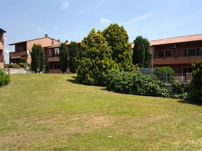 Photo for Verona near Castelnuovo del Garda furnished apartment