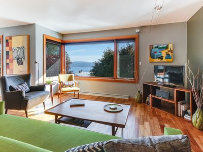 Photo for Stunning Mid-century View Home in Upper Rainier Beach