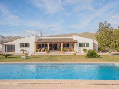 Photo for Holiday house Formentor for 8 persons with 4 bedrooms - Holiday house