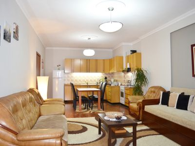 Photo for Panoramic & Comfortable Apartment Next To Central Square