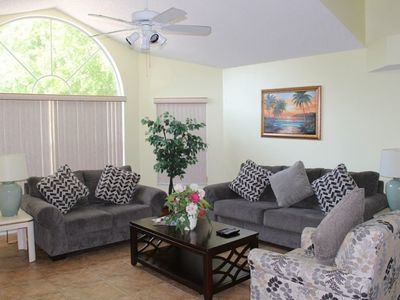 Photo for Charming 3 Bed Vacation Villa near Disney (174) by Dreams VR