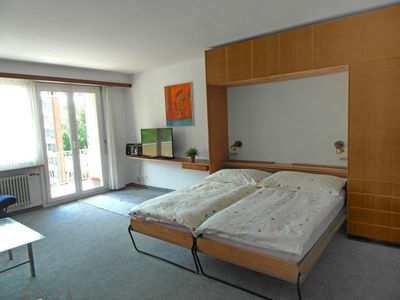 Photo for Apartment Residenza Lido in Locarno - 2 persons, 1 bedrooms