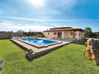 Photo for Quiet 3 Bed Villa w/Pool in Well kept gardens