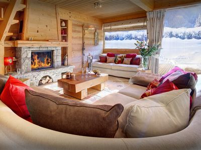 Photo for 4* chalet near children's slope is perfect for families - OVO Network