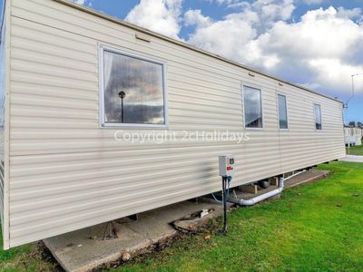 Photo for 8 berth caravan for hire at Haven Caister holiday park in Norfolk ref 30044H