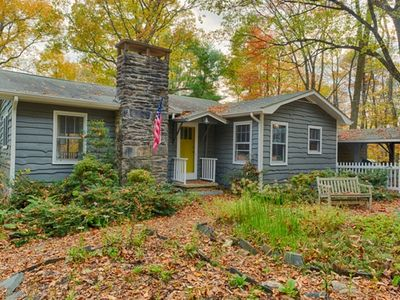 Photo for Newly Renovated Cottage, Mirror Lake, Highlands, NC