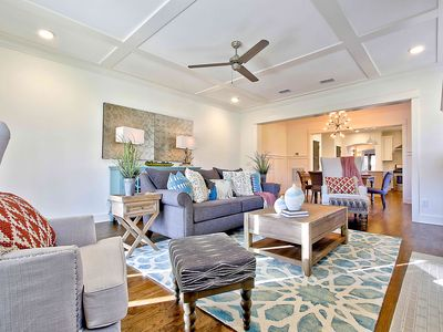 Photo for Double the Fun in East Nashville – Sprawling & Chic Duplex