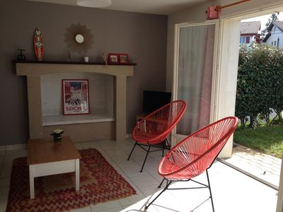 Photo for Nice spacious and comfortable apartment with private garden