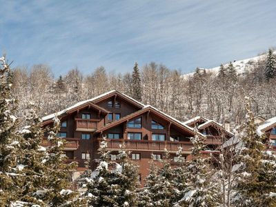 Photo for Residence Les Fermes de Meribel - Maeva Individual - 5 room apartment for 10 people Prestige