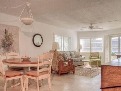 Photo for 2 bedroom, 2 bathroom nicely finished end unit on 3rd floor in Siesta Harbor, M.