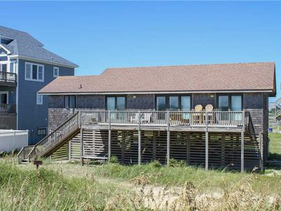 Photo for OCEANFRONT in Hatteras, PetFriendly
