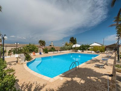 Photo for 7 bedroom Villa, sleeps 1 with Pool, Air Con and FREE WiFi