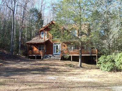 Photo For 2BR Cabin Vacation Rental In Tellico Plains, Tennessee