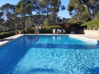 Photo for 2 bedroom Apartment, sleeps 5 in Llafranc with Pool and WiFi