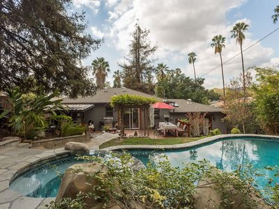Photo for Los Angeles Guest Suite with Private Entrance, Pool & Jacuzzi