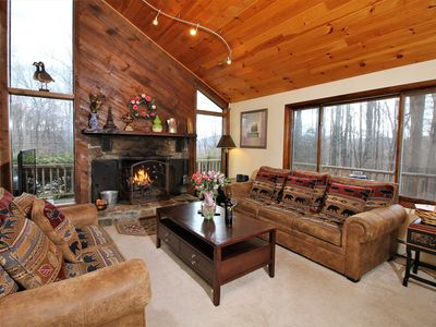 Photo for Spacious Private Home w/ gameroom, minutes away from Killington attractions