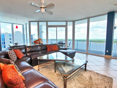 Photo for Bel Sole Penthouse 1801- Looking for a Relaxing beach trip? You found it!