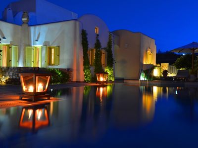 Photo for Villa Alycia Santorini, 2 Bedrooms 2 Bathrooms, Pool, Up to 6 Guests - Two Bedroom Villa, Sleeps 6