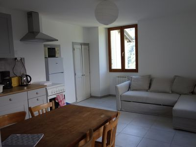 Photo for Renovated studio in the heart of Oisans