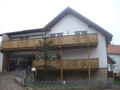 Photo for Vöhl Edersee, nice appartment for 4 - 6 persons, like to families and hikers