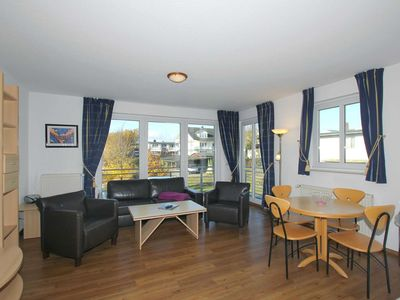 Photo for A 02: 55 m², 2-room, 4 pers., Balcony, H - F-1091 Villa Südstrand in the Baltic resort of Göhren