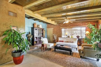 Plan your Tucson escape to this beautiful 4-bedroom, 2-bath vacation rental!