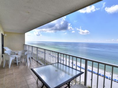 Photo for 3-Bedroom Beach-front Condo by ResortCollection-with AmazingViews of PCB