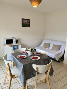 Photo for Accommodation n ° 1, close to the sea