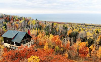 Photo for Copper Harbor - The ultimate in scenery & seclusion on Brockway Mountain
