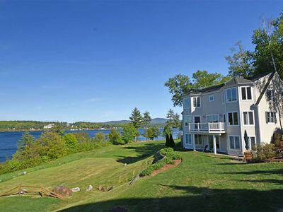 Photo for Beautiful Home On Beautiful Winnipesaukee