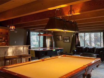 Photo for Close to Village and Ski Areas- Gamer Room- Spa