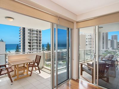 Photo for Eden Apartments Unit 801 - Modern 2 bedroom apartment close to the beach with free Wi-Fi