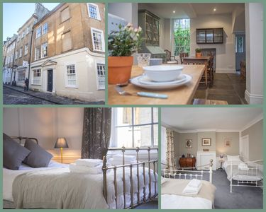 Photo for Central Bath, Large, Beautiful, Classic Whole Georgian Townhouse (PP)
