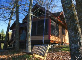 Photo for 2BR Cabin Vacation Rental in Rochert, Minnesota